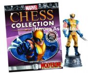 Marvel Chess Collection #03 Wolverine Eaglemoss Publications
